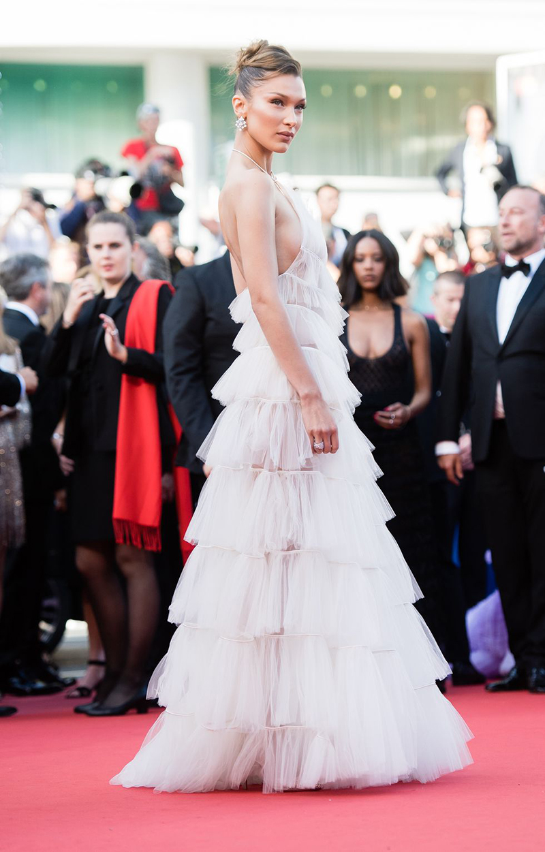 Bella Hadid 2019 Cannes FILM FESTIVAL